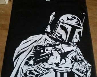 Star wars Boba Fett Shirt (S-XXL)