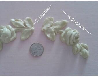 Beautiful rose swag pair applique! #17