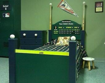 Baseball bed (Full Size)