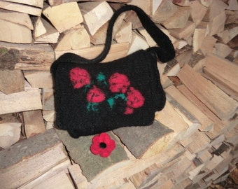 Felted bag / bag