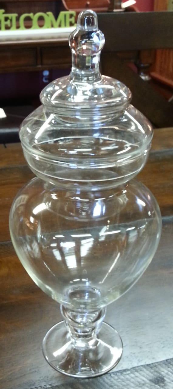 elegant apothecary jar pictures