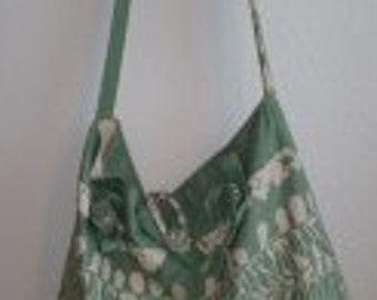 Large Hobo Upcycled Tote/Purse