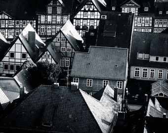 Celle Rooftops