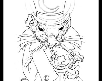Items similar to elf on the shelf christmas coloring for A christmas carol coloring pages to print