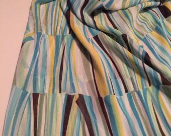 Polyester Chiffon  Fabric 2 Yards