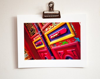 Door To Nowhere - Digital Reproduction Print