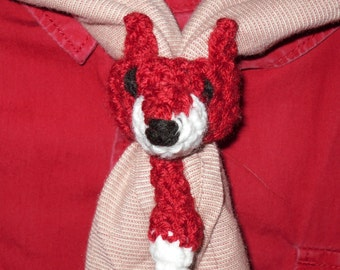Rusty  - Beaver Scout Leader Woggle
