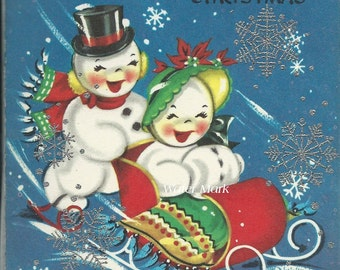 Snowman and snowwoman Christmas*Instant Digital Download* tags, gift tag, price tags.greeting cards,thank you cards, frame