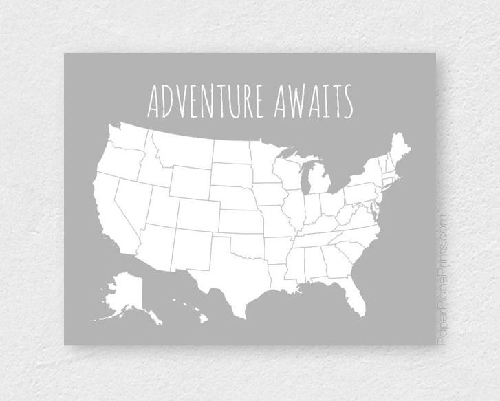 Pin Map Of Usa Goalgoodwinmetalsco - Where have you been travel map