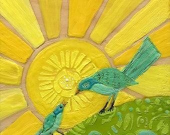 You Are My Sunshine - Print