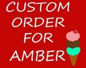 Custom order tiles for Amber