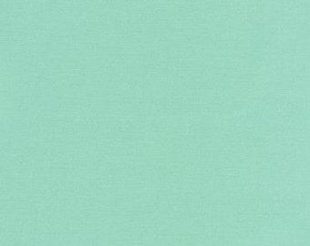 Robert Kaufman FABRIC - Kona Cotton Solid - Pond
