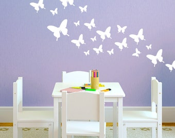Butterfly Wall Decals - wd1082