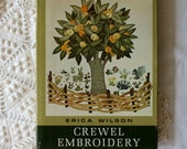 Clearance Sale - Crewel Embroidery Book by Erica Wilson