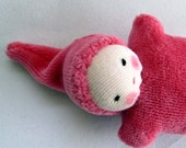 berry Baby, Waldorf  Doll, germandolls, pocket doll, Waldorf toy, tooth fairy gift, for kids
