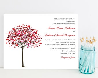 Affordable Wedding Invitations - Budget Friendly Wedding Invitation