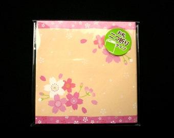 Japanese Envelopes - Cherry Blossom Envelopes - Receipt Envelopes - Packaging - Set of 15
