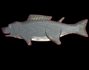 Dogs, Black Lab Dogfish - 2 ft.