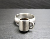 A Damn Fine Cup of Coffee Ring