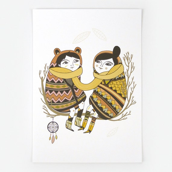 Catching A Dream - Giclee Print