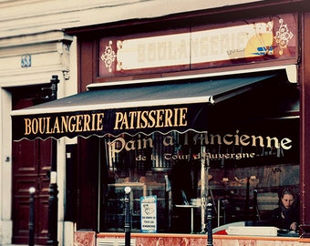 Pain a l' Ancienne  - Paris Art Print, Paris Landscape Photography by Leigh Viner