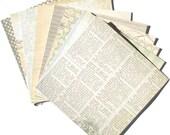 Portobello Road A - 6x6 MME Lost & Found Paper Pack
