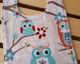 Baby Bibs / Little Owl Bib