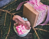 Soap Gift Boxed, Holiday Soap, Gift Box, Holiday Gift, Christmas Gift, Teacher Gift, Favor, Wedding, Shower, Hostess Gift, Her Gift, Child