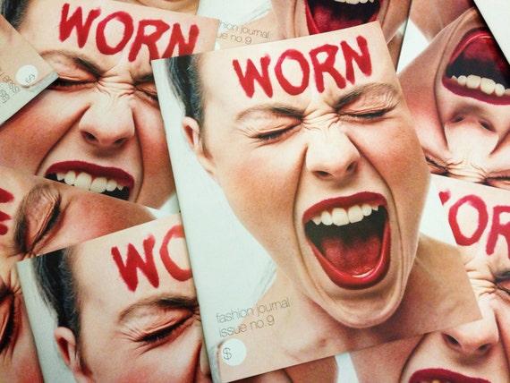 Issue no.9 WORN Fashion Journal