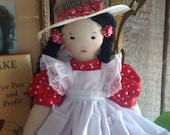 Edith Flack Ackley Doll