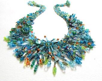 Kingfisher Collar