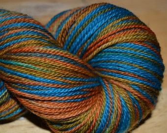 Merino Wool 3ply  Desert Jewels 4oz
