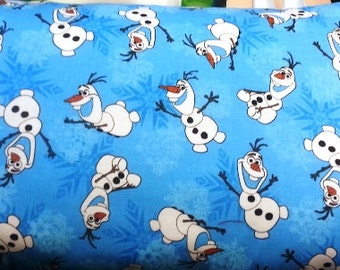 OLAF from Frozen    Kids/Travel Pillowcase