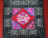 Textiles -  Hmong Baby Carrier/ Hmong / Miao fabric / Hmong embroidery panels - 1050