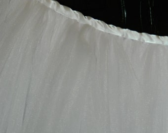 Cover my knots with satin ribbon   Tutu Add Ons