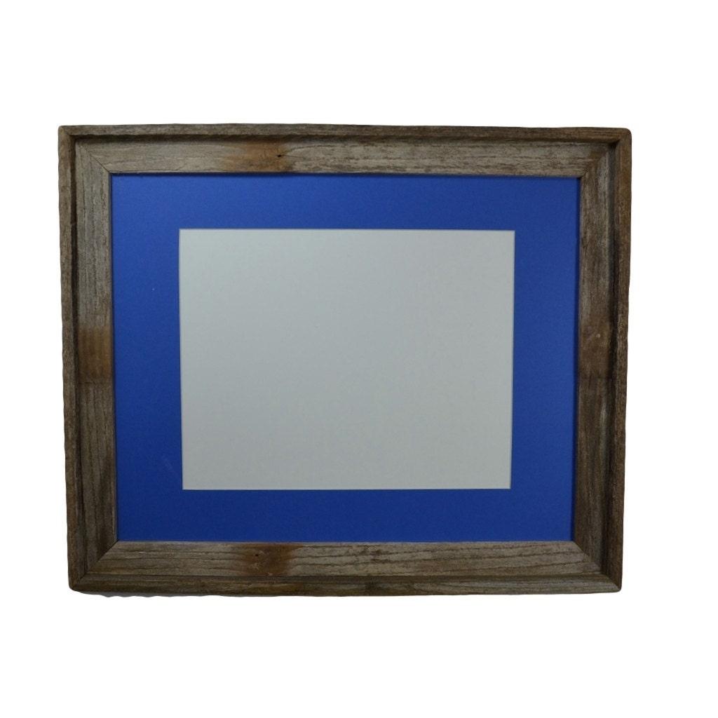 natural gray 16 x 20 wood picture frame complete by barnwood4u. Black Bedroom Furniture Sets. Home Design Ideas