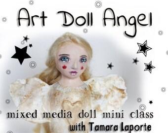 Art Doll Angel - Self Study - Online Download