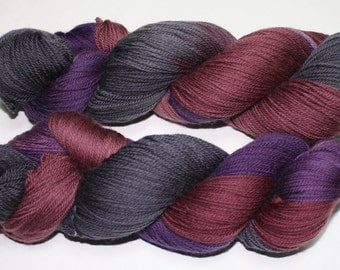 Ladies of Downton Hand Dyed Sock Yarn