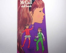 Vintage 1970s Betsy McCall Paper Doll Book for Children Uncut by Whitman