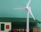 Modern Wind Turbine Windmill - Operating Accessory -  New!