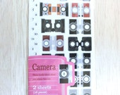 Index label stickers – Camera