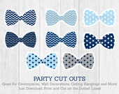 Bow Tie Cut Outs / Little...