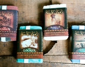 SALTY DOG Mens 5 oz. soaps. Your Choice of 4