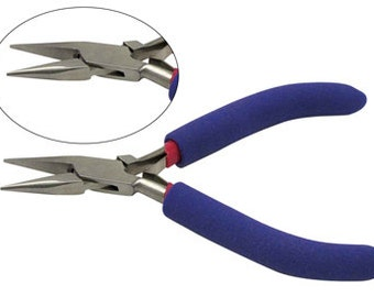 Chain Nose Pliers 4-1/2""