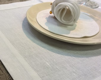 Lithuanian 100% Linen Table Runner