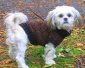 EMMA Little Dog Sweater (pdf pattern)