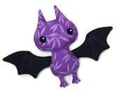 Bat sewing pattern PDF