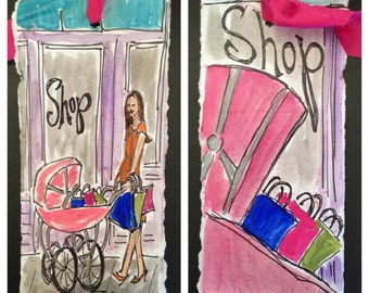 Inspired by Shopaholic Series