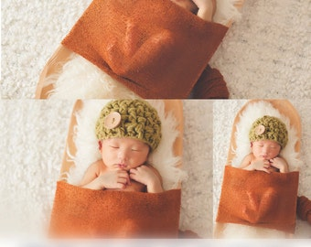 Fussy Newborn Posing guide for photographers