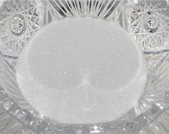 German Glass Glitter Fine 100 Grit Diamond Dust 1 Ounce Extra Fine